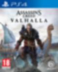 Assassin's Creed Valhalla -peli PS4:lle