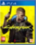 Cyberpunk 2077 -peli PS4:lle