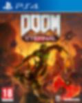 DOOM Eternal -peli PS4:lle