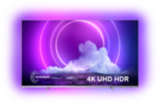 """Philips 4K UHD LED Android TV PUS9206, 65"""""""