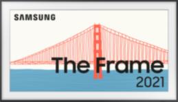"""Samsung The Frame 4K Smart TV (2021), 50"""""""