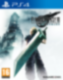 Final Fantasy VII Remake -peli PS4:lle