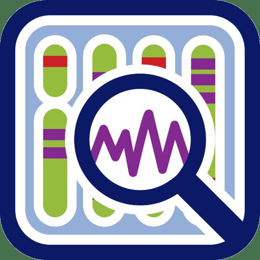 GenVision Pro Icon: Genomic Visualization Software