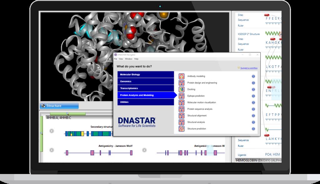 Lasergene 16 Software