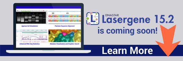 June 2018 DNASTAR Newsletter – Are you ready forLasergene 15.2?