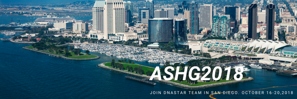August 2018 DNASTAR Newsletter – DNASTAR at ASHG 2018 in San Diego