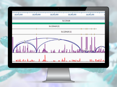 Lasergene Genomics Software for Next Generation Sequencing