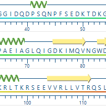 Protein Structure Prediction Step 1
