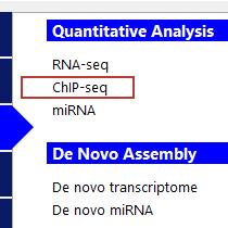 ChIP-Seq Data Analysis Step 1