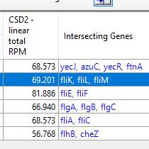 ChIP-Seq Data Analysis Step 2