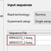 De Novo Transcriptome Assembly Step 2