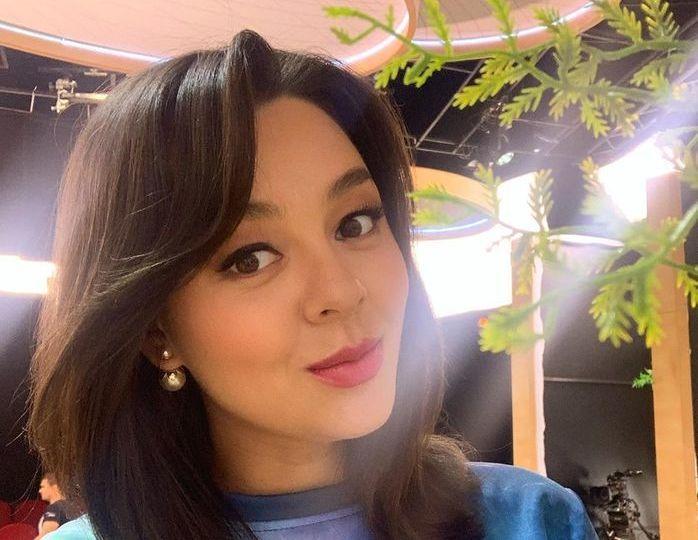 «Каждый день что-то новое»: Марина Кравец поделилась первым фото с дочерью