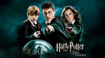 HP5 - Harry Potter and The Order of the Phoenix Audiobook