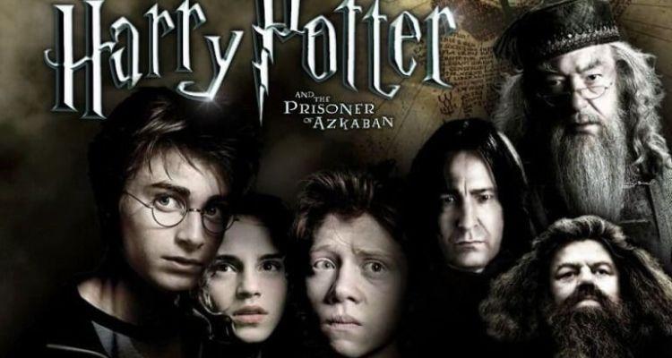 Jim Dale Harry Potter And The Prisoner Of Azkaban