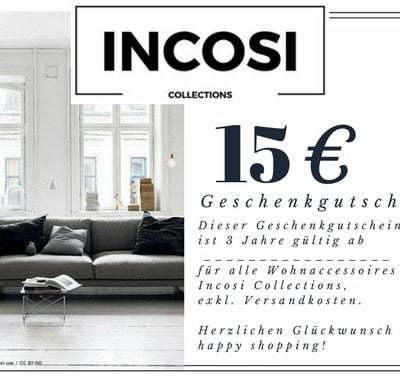 Geschenkgutschein 15 euro