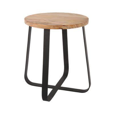 Krukje-Ferros-klein-Zwart-met-hout