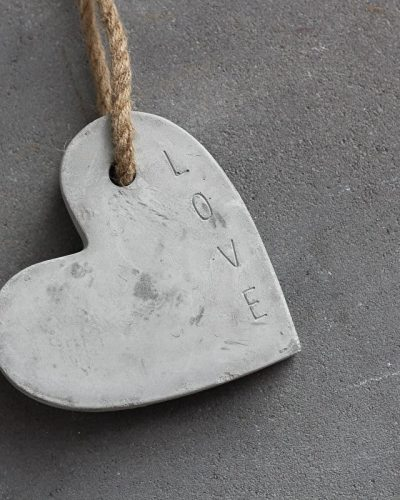 Betonnen hart