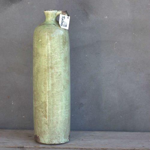 Keramik Krug grün