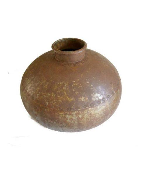 Metall Wasser-Krug