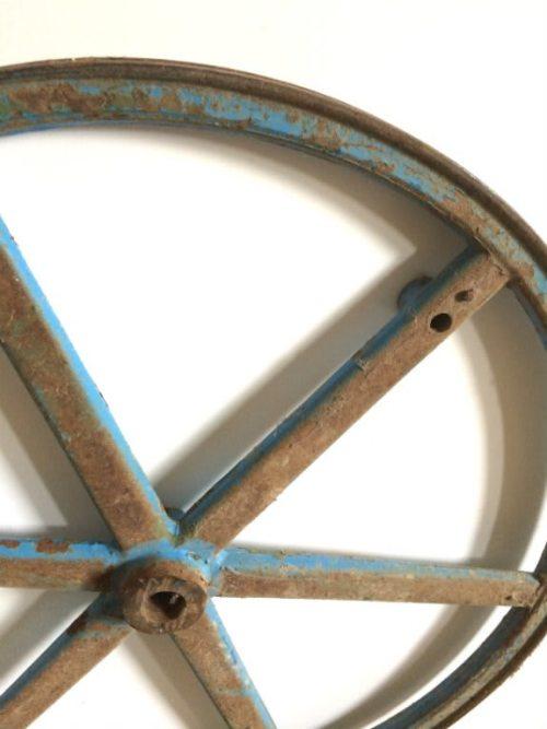 V-snaar wiel detail kleur