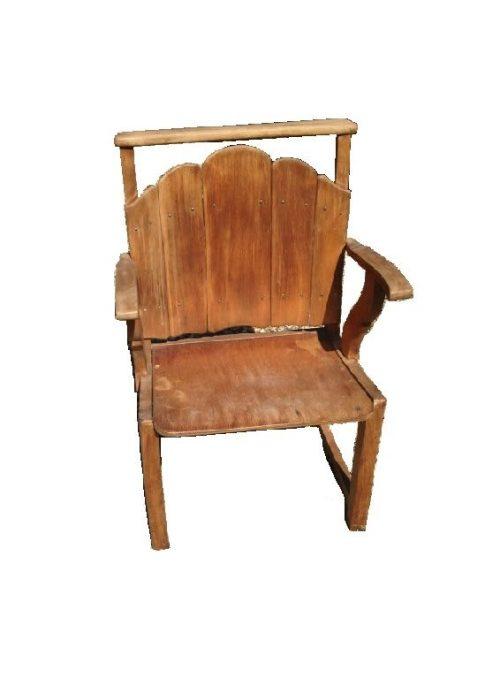 Set Jugendstil stoeltjes