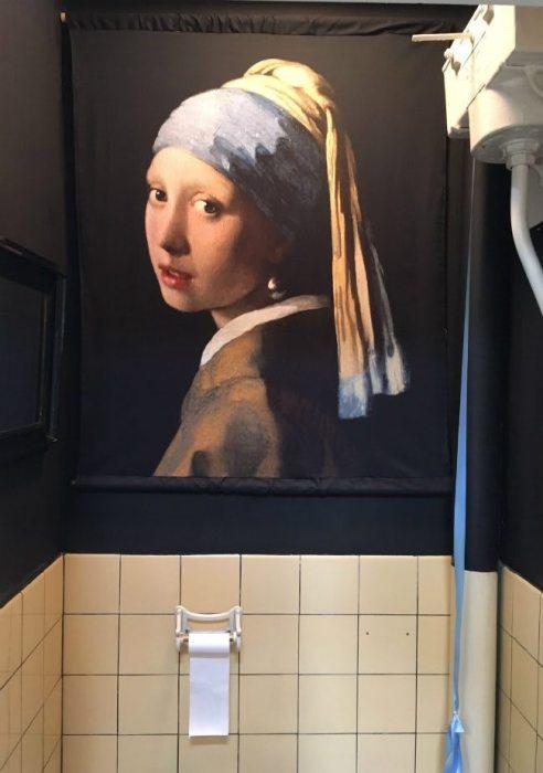 Meisje met de Parel Vermeer
