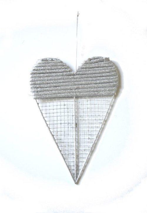 Hart zilver gaas
