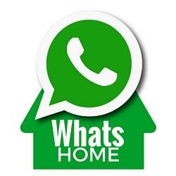 WhatsHome Logo