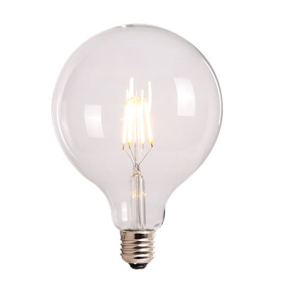 LED-lamp-globe-extra-large-4W-helder-aan