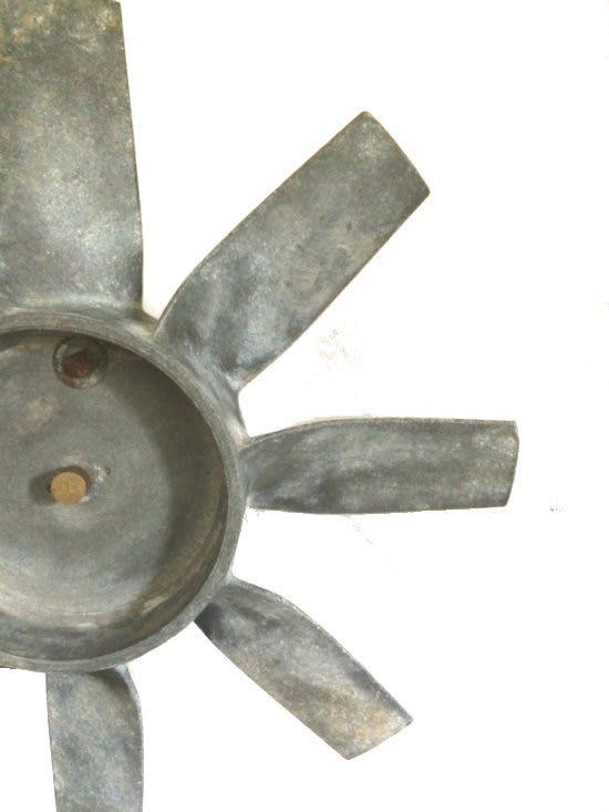 Rotor detail
