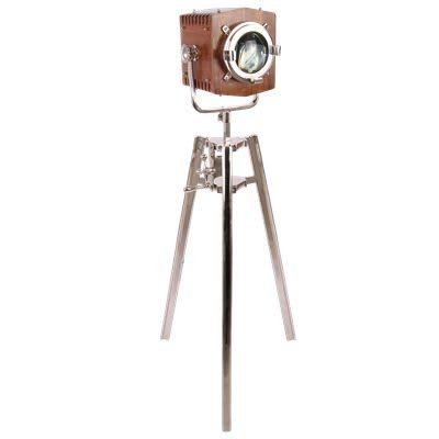 Vloerlamp-San-Francisco-chroom-en-hout