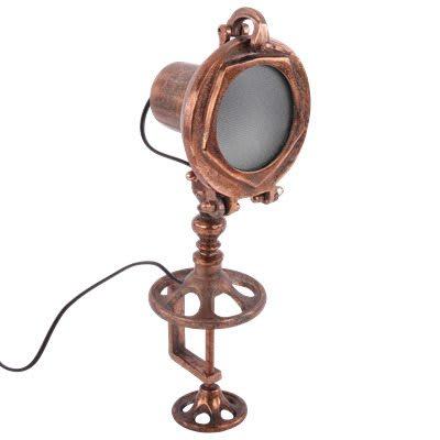 Sesto tafellamp vintage-koper