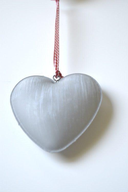 Metalen hart klein