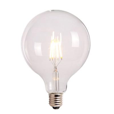 XL LED Lampe Globe 4W klar an
