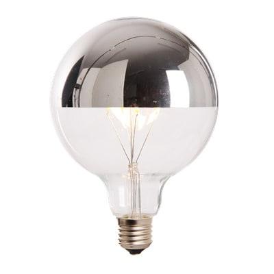 XL LED Lampe Globe-4W-reflektierend-an