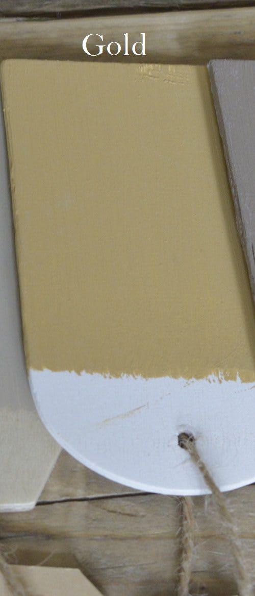 Gold Kreidefarbe