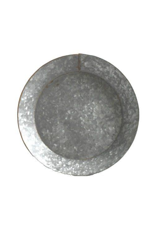 Metallschale