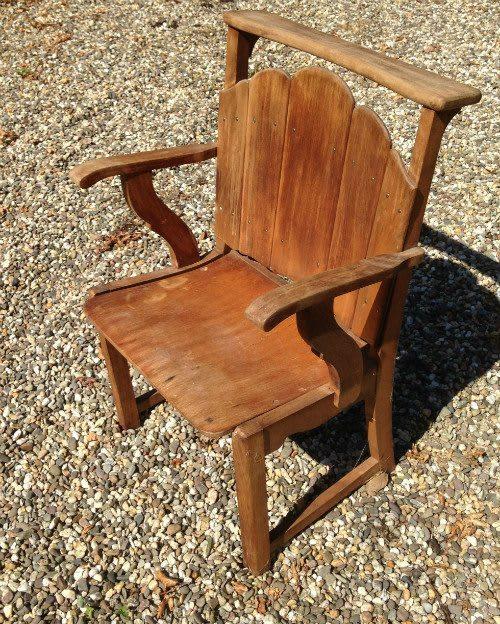 Set Jugendstil Stühle