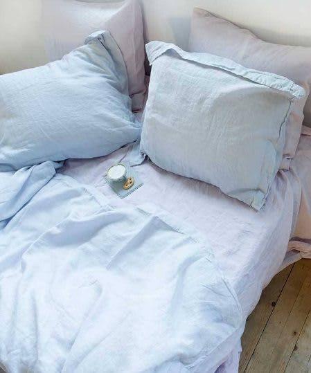Leinen Bettbezug Maxime