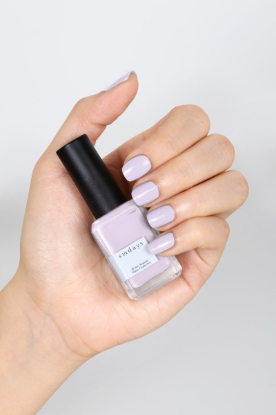 Sundays Studio Lavender Nail Polish