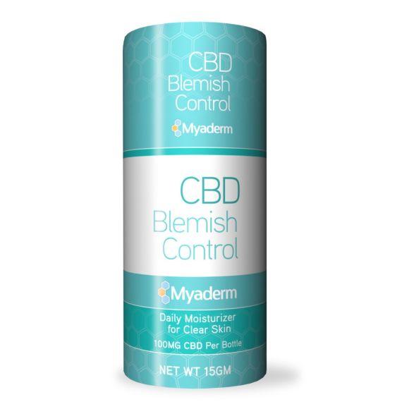Myaderm CBD Blemish Control Serum | Spotlyte