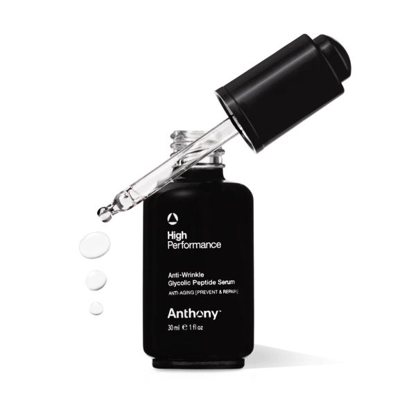 AnthonyTM High Performance Anti-Wrinkle Glycolic Peptide Serum | Spotlyte