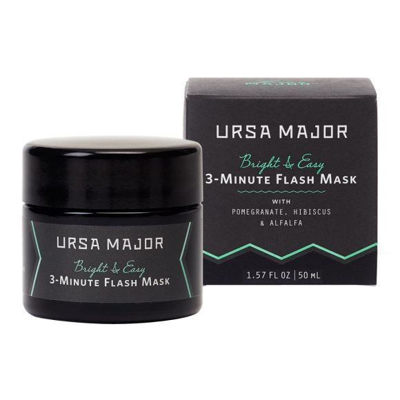 Ursa Major Bright & Easy 3-Minute Flash Mask