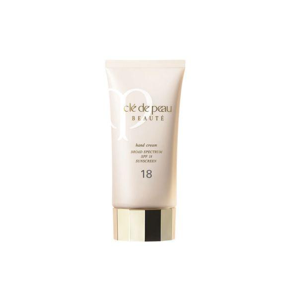Clé de Peau Beauté Crème Pour Les Mains Hand Cream SPF 18 | Spotlyte