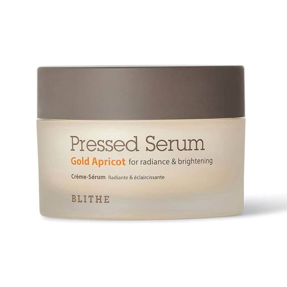 Blithe Gold Apricot Pressed Serum | Spotlyte