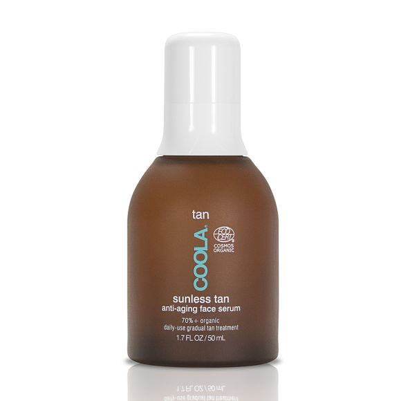 Coola Sunless Tanning Anti-Aging Face Serum