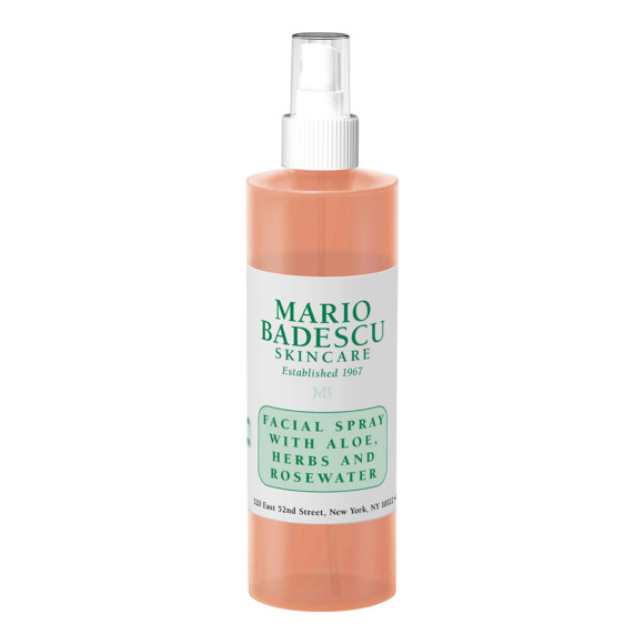 Find Mario Badescu Facial Spray with Aloe, Herbs, and Rosewater | Spotlyte