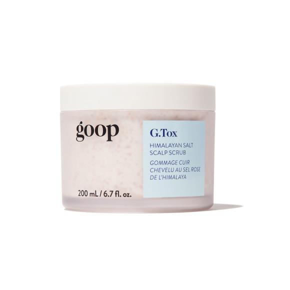 Find Goop G.Tox Himalayan Salt Scalp Scrub | Spotlyte