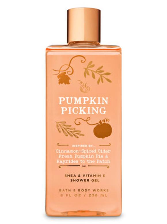 Find Bath and Body Works Pumpkin Shower Gel | Spotlyte