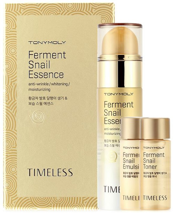 Timeless Snail Emulsion Set | Spotlyte